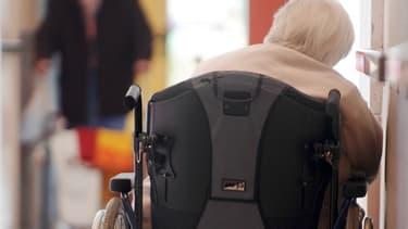 """""""Le nombre de personnes de plus de 85 ans va tripler, mais pas celui des places en Ehpad"""", prévient Albert Lautman, directeur général de la Mutualité française."""