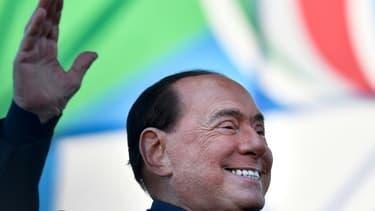 Silvio Berlusconi - photo d'illustration
