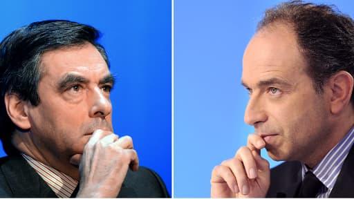 FrançoisFillon et Jean-François Copé se rencontrent de nouveau ce lundi.