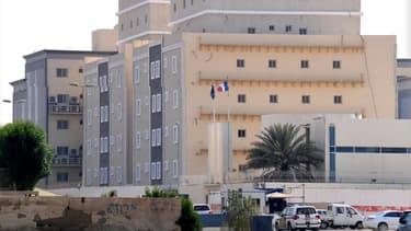 Un vigile du consulat de Jeddah en Arabie Saoudite a été attaqué au couteau.