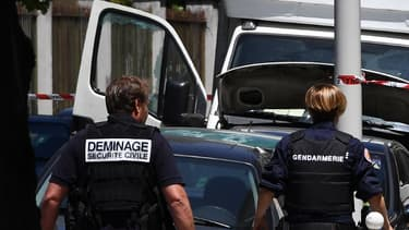 Sept personnes sont en garde à vue à Nice.