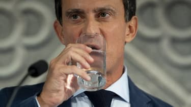 Manuel Valls à Barcelone - Image d'illustration