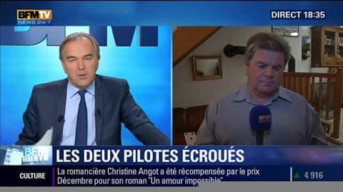Air cocaïne: Les deux pilotes Pascal Fauret et Bruno Odos sont en détention provisoire