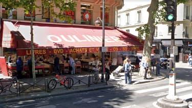 Boulinier boulevard Saint-Michel