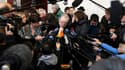 Maître Olivier Metzner, avocat de Continental Airlines. Le tribunal de Pontoise a condamné lundi la compagnie aérienne à 200.000 euros d'amende pour sa responsabilité dans la catastrophe du Concorde en 2000 et a jugé EADS civilement responsable de l'accid