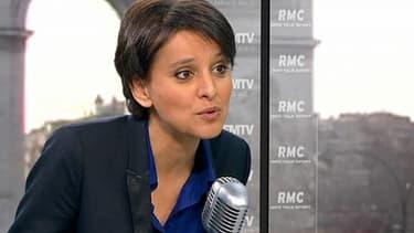 Najat Vallaud Belkacem a annoncé ce mardi sur RMC et BFMTV ne série de mesures pour la moralisation de la vie politique.
