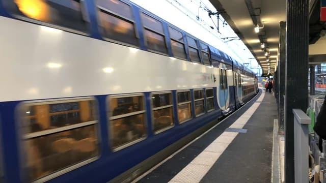 Le RER D devrait être perturbé ce lundi.