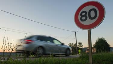 Le ministère de l'Intérieur a publié un rapport pour appuyer par des chiffres la baisse de la vitesse à 80km/h.