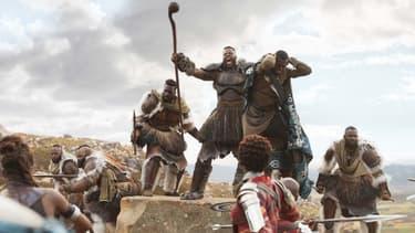 Black Panther est le premier super héros noir créé par Marvel