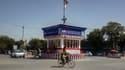 Vue de Kunduz, occupé par les talibans depuis plusieurs jours.
