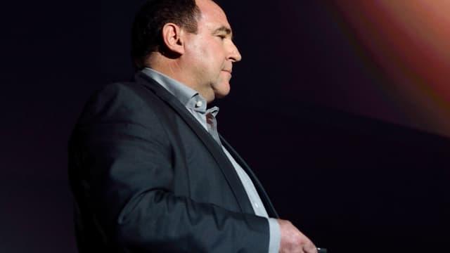 """Philippe Pouletty se définit comme un """"médecin et entrepreneur avant d'être un financier et un gestionnaire""""."""