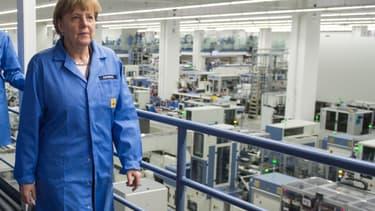 En 2016 l'Allemagne devrait exporter pour 1.200 milliards d'euros.