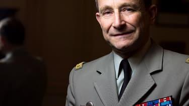 Pierre de Villiers le 17 janvier 2014