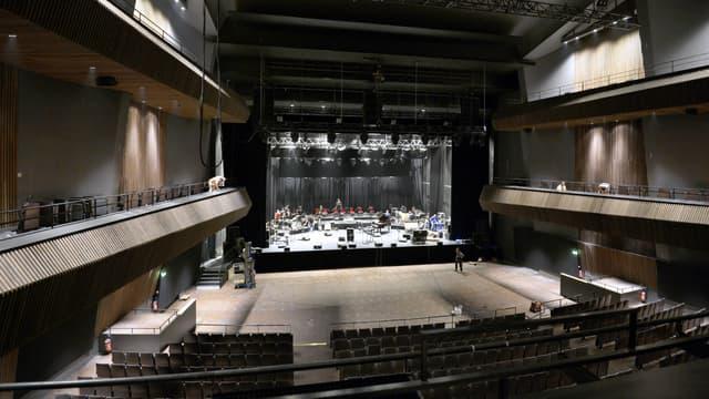 La Salle Pleyel à Paris, en septembre 2016.