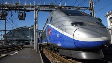 """Le TGV fait parfois office de """"TER de luxe"""""""