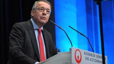 Antoine Frérot, le PDG de Veolia , doit faire face à la fronde des salariés du groupe.