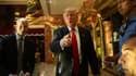 Donald Trump veut construire un mur entre les États-Unis et le Mexique.