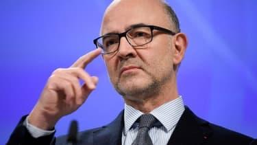 """""""Cette taxe est toujours sur la table. Je ne renonce pas"""", a affirmé le commissaire aux Affaires économiques ."""