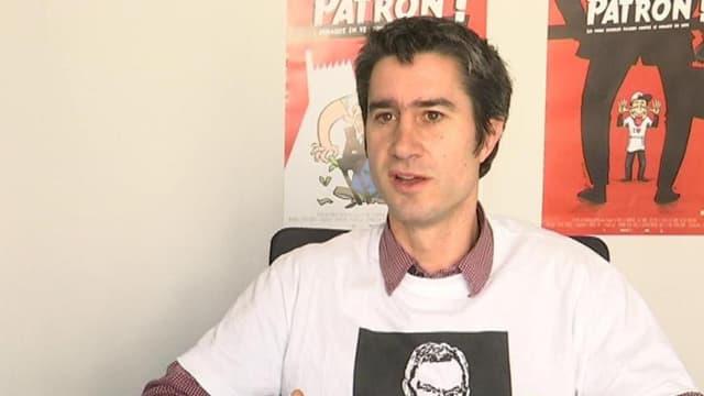 François Ruffin, réalisateur de Merci Patron!