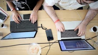 Les métiers du numérique sont jugés les plus porteurs pour une reconversion.