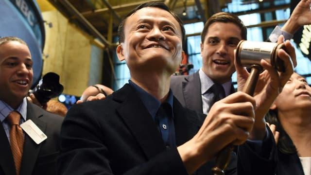 Avec 25 milliards de dollars d'actifs, Jack Ma est désormais l'homme le plus riche de Chine.