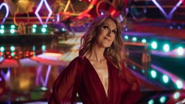 Céline Dion dans la vidéo du Resorts World Las Vegas