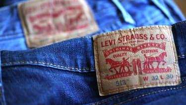 Des jeans Levi's