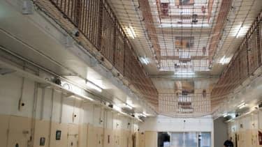 Centre pénitentiaire de Fresnes. (Illustration)