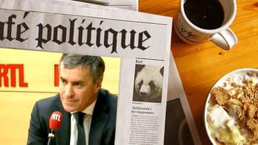 Jérôme Cahuzac a démenti avoir dissimulé des millions d'euros.