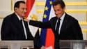 Moins de six mois après l'avoir reçu à l'Elysée, Nicolas Sarkozy s'est résolu à lâcher le président égyptien Hosni Moubarak, aujourd'hui cible d'une contestation massive dans son pays. Cette crise, comme avant elle celle de la Tunisie, oblige la France à