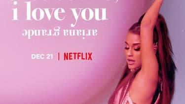 Le concert d'Ariana Grande sur Netflix