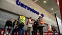 Le week-end de Pâques est l'un des plus gros jours de l'année dans la distribution. Il pourrait coûter près de 50 millions d'euros à Carrefour.
