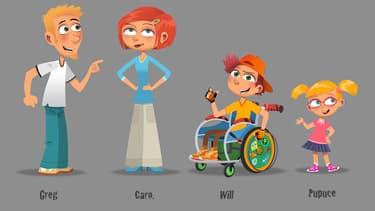 Pour financer les modules complémentaires à la série d'animation (jeu mobile, blog, service numérique enrichi), la maison de production a décidé d'utiliser le crowdfunding.