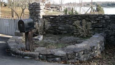 Johnny Cash a vécu dans cette maison de 1968 à 2003
