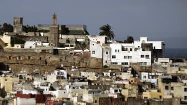 Une vue de Tanger.