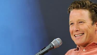 Billy Bush, animateur sur NBC, en août 2016