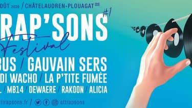 Affiche du festival Attrap'sons