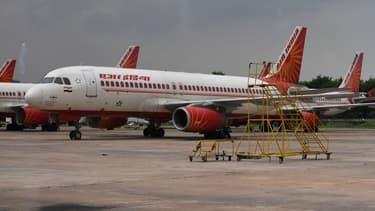 L'accident a eu lieu à l'aéroport international de Bombay.