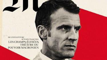 """La une de """"M le magazine du Monde"""" du 29 décembre"""