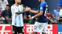 Messi et Mbappé