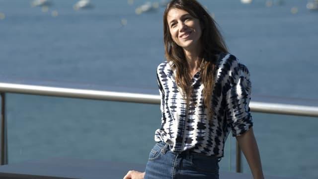 Charlotte Gainsbourg en septembre 2014