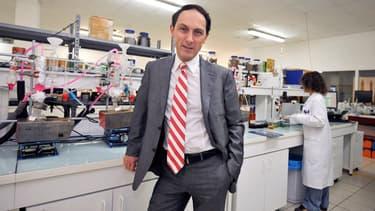 """Gilles Martin, PDG d'Eurofins, prévient Lactalis que mettre en cause ses laboratoires """"risque de se retourner contre eux de manière assez brutale""""."""