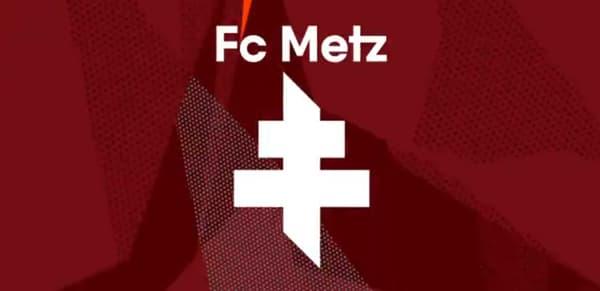 Le logo du FC Metz