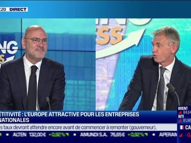 """Alexis Karklins-Marchay (Associé du cabinet de conseil Eight Advisory et responsable du Rapport Compétitivité): """"La France va mieux qu'elle ne le croit et moins bien qu'elle ne le pourrait"""""""