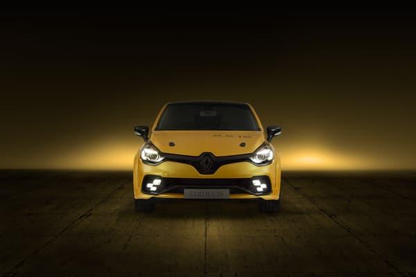 Renault promet des performances décoiffantes pour la Clio R.S. 16