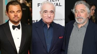 Martin Scorsese va réunir dans un même film Leonardo DiCaprio et Robert De Niro