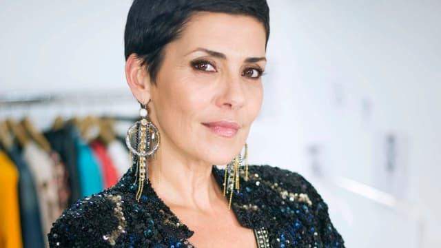 """Cristina Cordula est le symbole de la stratégie de M6 d""""aller chercher ses animateurs phares hors du sérail des pros de la télé."""