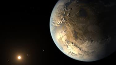 La première exoplanète habitable de même taille que la Terre