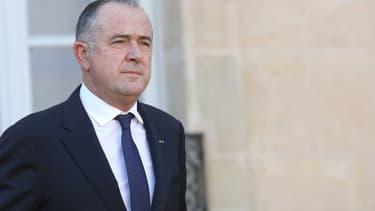 Le ministre de l'Agriculture, Didier Guillaume. -
