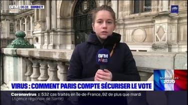 Municipales à Paris: Anne Hidalgo détaillera ce jeudi les mesures prises pour sécuriser le vote